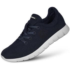 Giesswein Merino Runners Mid Shoes Men dk.blue